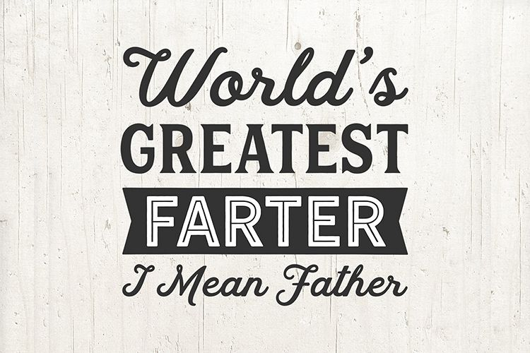 Dad svg World's Greatest Farter svg Funny Father's Day shirt example image 1