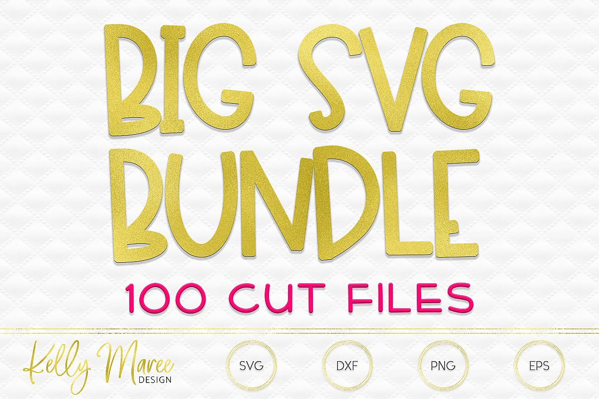 Big SVG Bundle example image 1