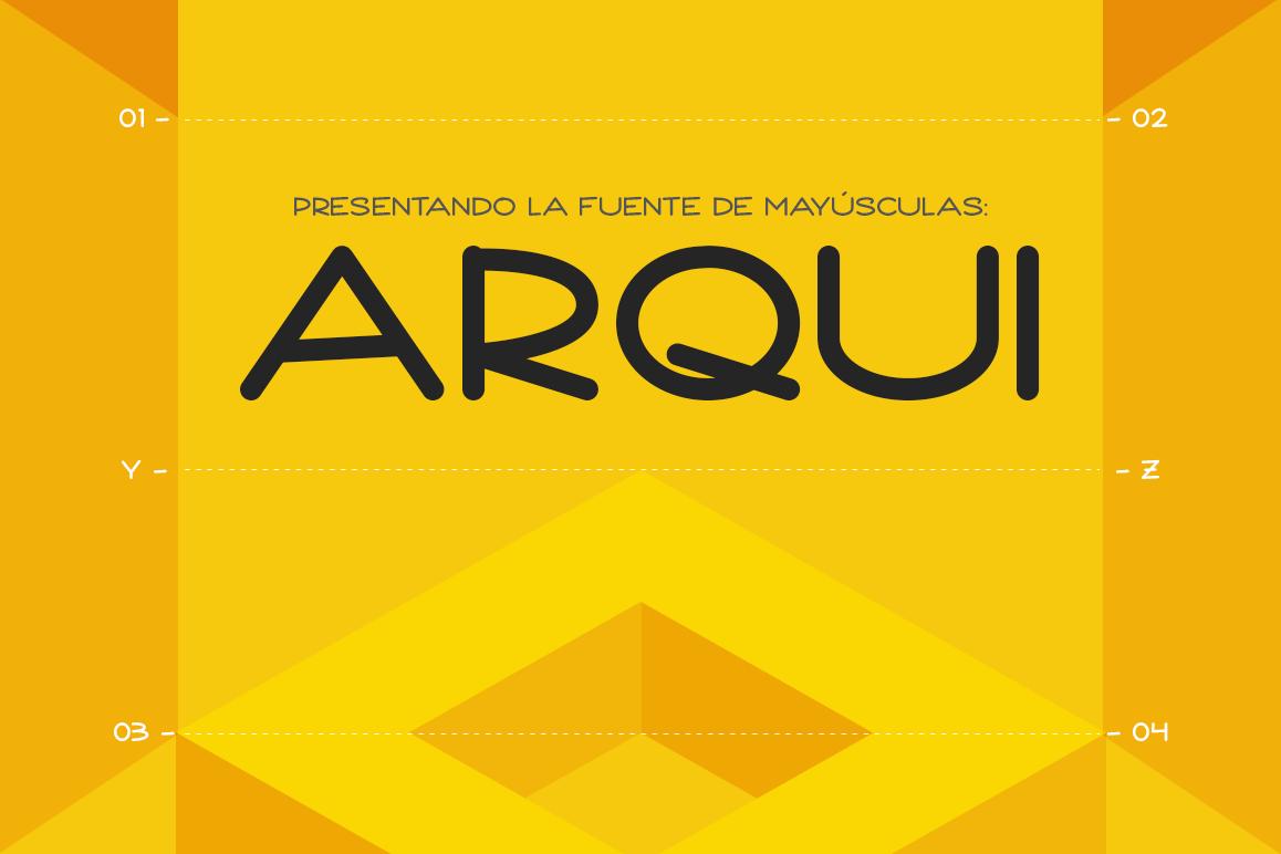 Arqui - Blueprint example image 1