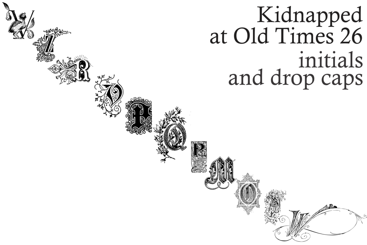 Kidnapped at Old Times 26 example image 1