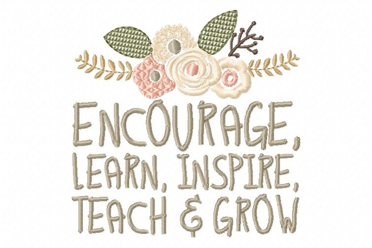 Teachers Day Thank You Teacher Quote For Teacher Embroidery Design Impressive Download Quote Of The Day