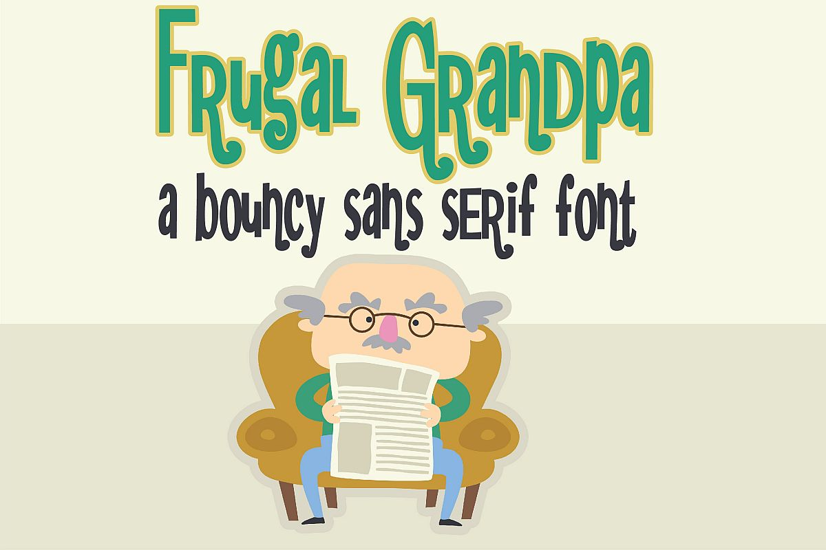 ZP Frugal Grandpa example image 1