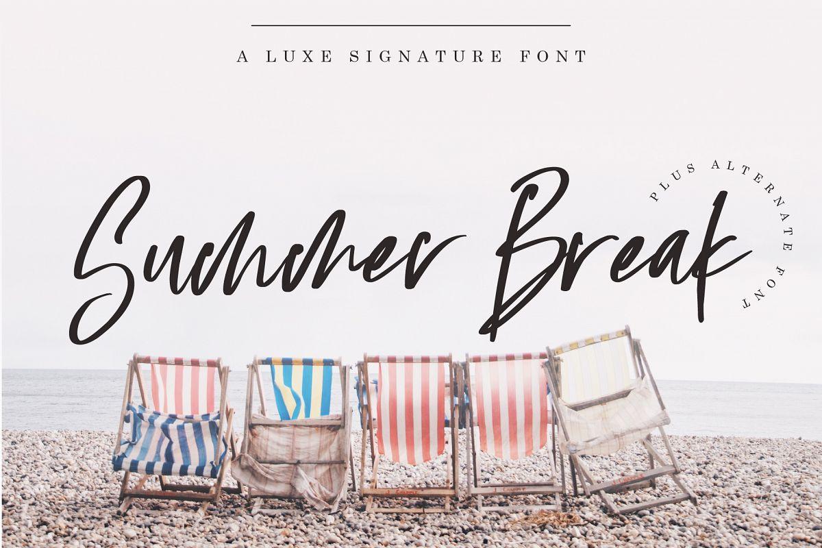 Summer Break  example image 1