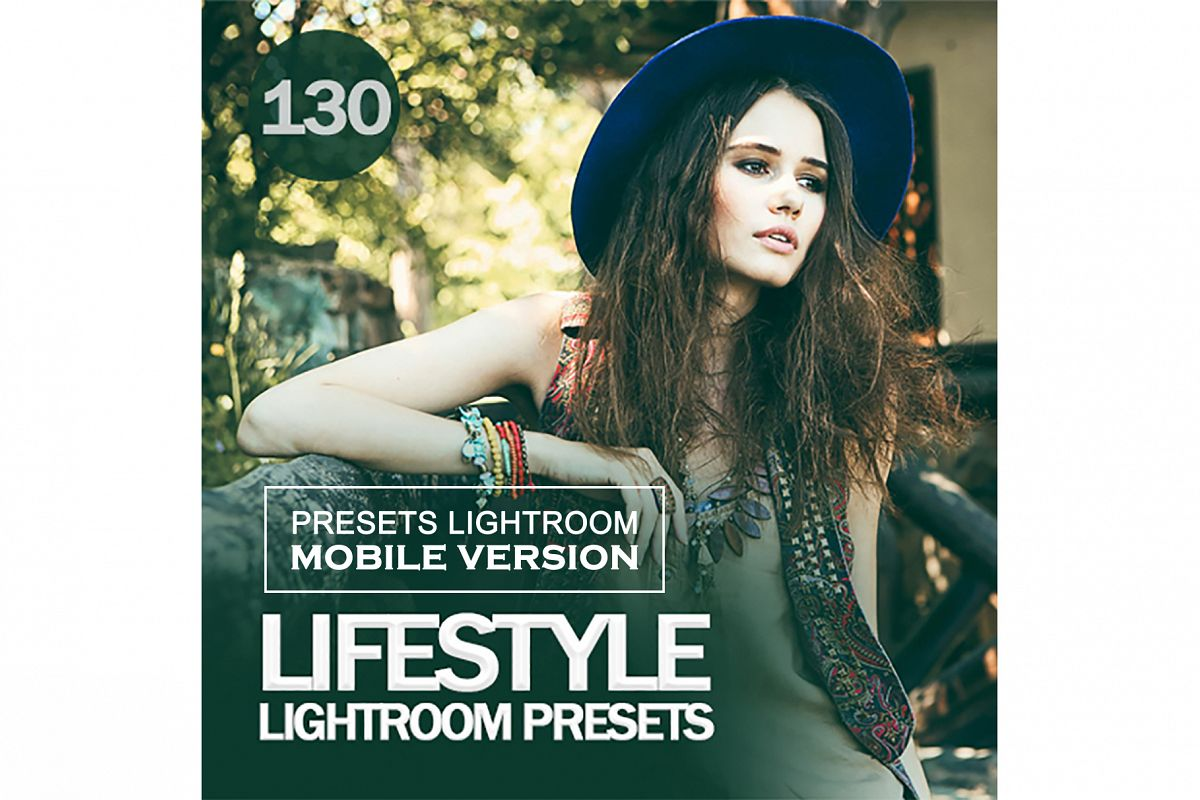 Lifestyle Lightroom Mobile Presets example image 1
