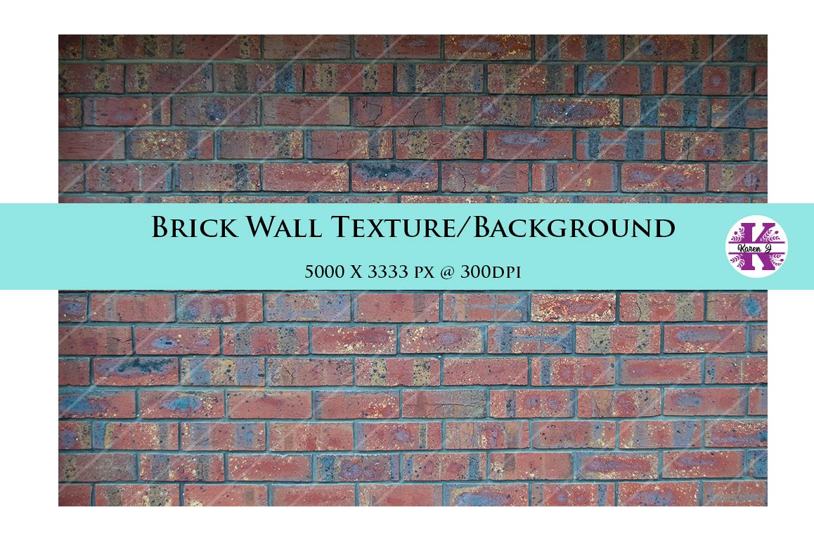 Brick Wall Texture/Background Photo example image 1
