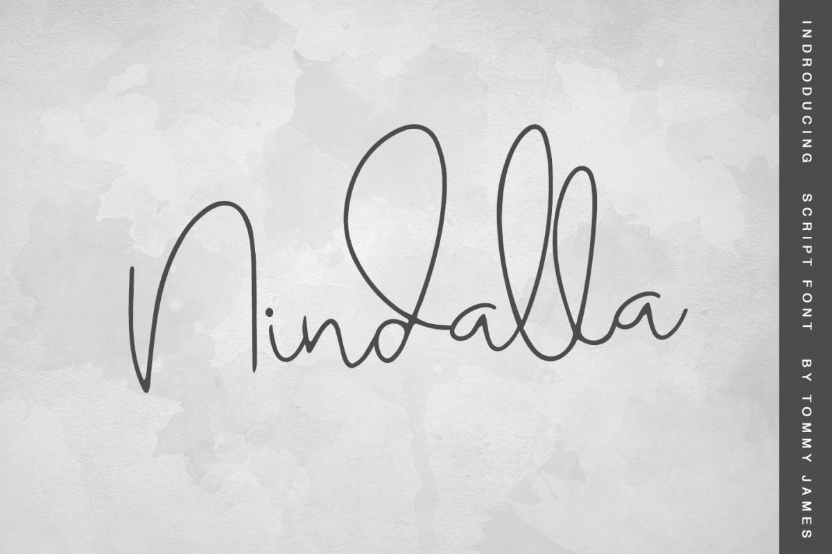 Nindalla example image 1