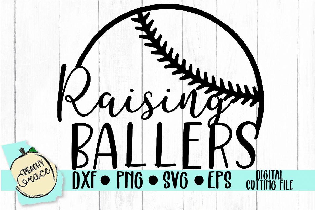 Raising Ballers SVG example image 1