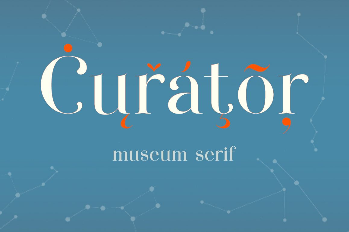 Curator Regular example image 1