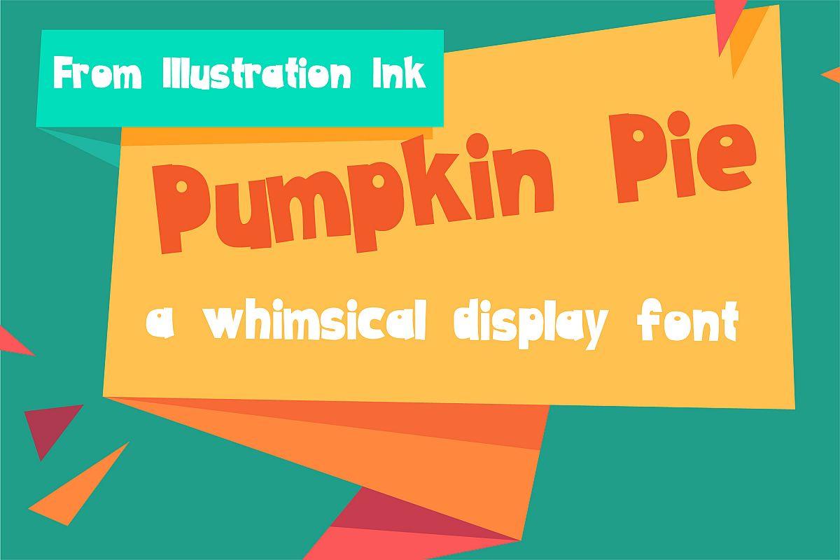 PN Pumpkin Pie example image 1