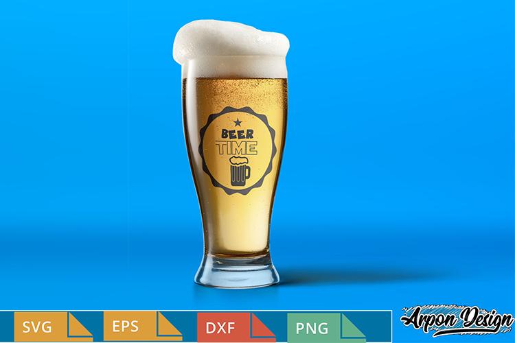Beer time, tiempo de cerveza example image 1