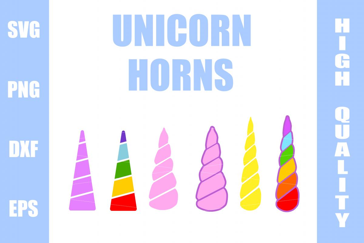 Unicorn Horns example image 1
