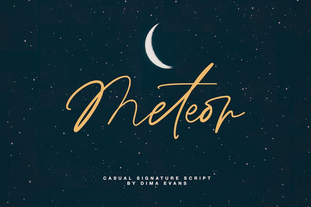 Meteor Script example image 1