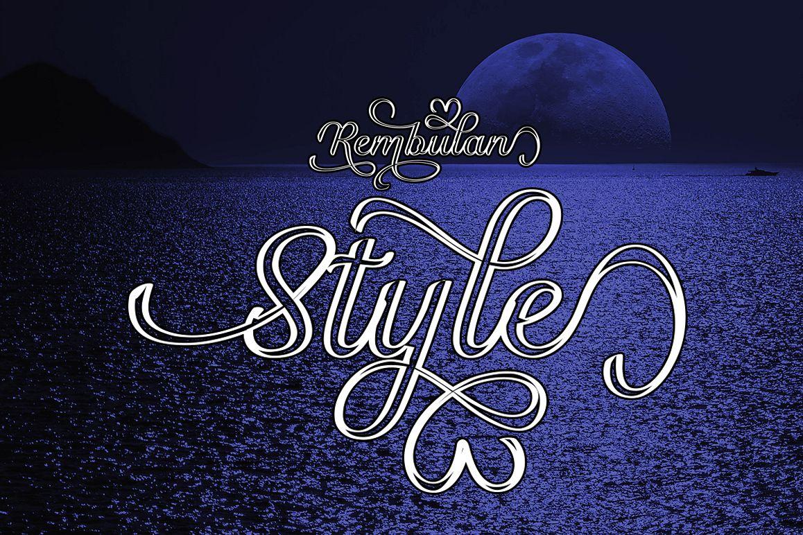 Rembulan Style example image 1