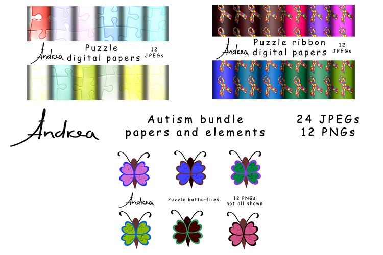 Autism bundle example image 1