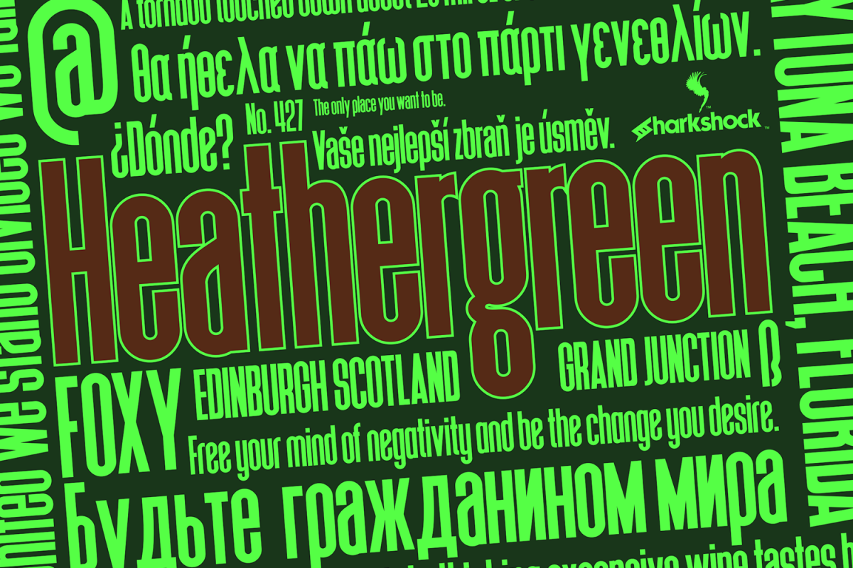 Heathergreen example image 1