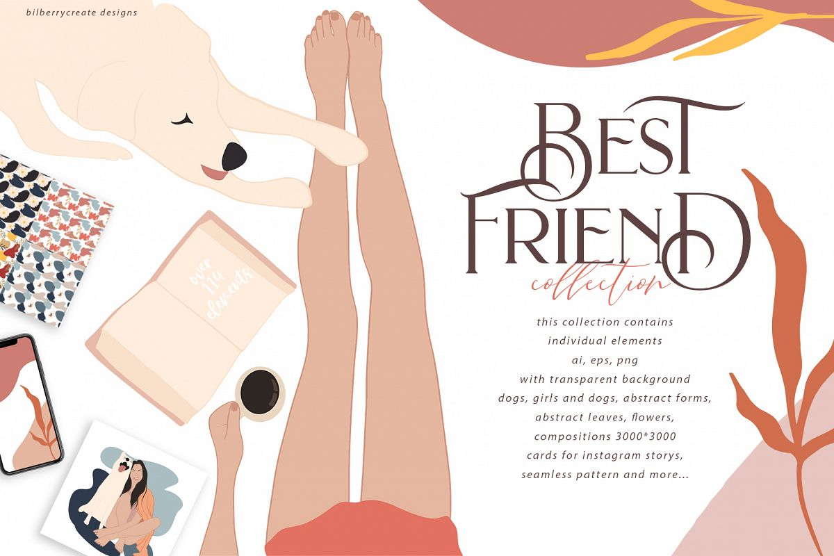 Best Friend collection example image 1