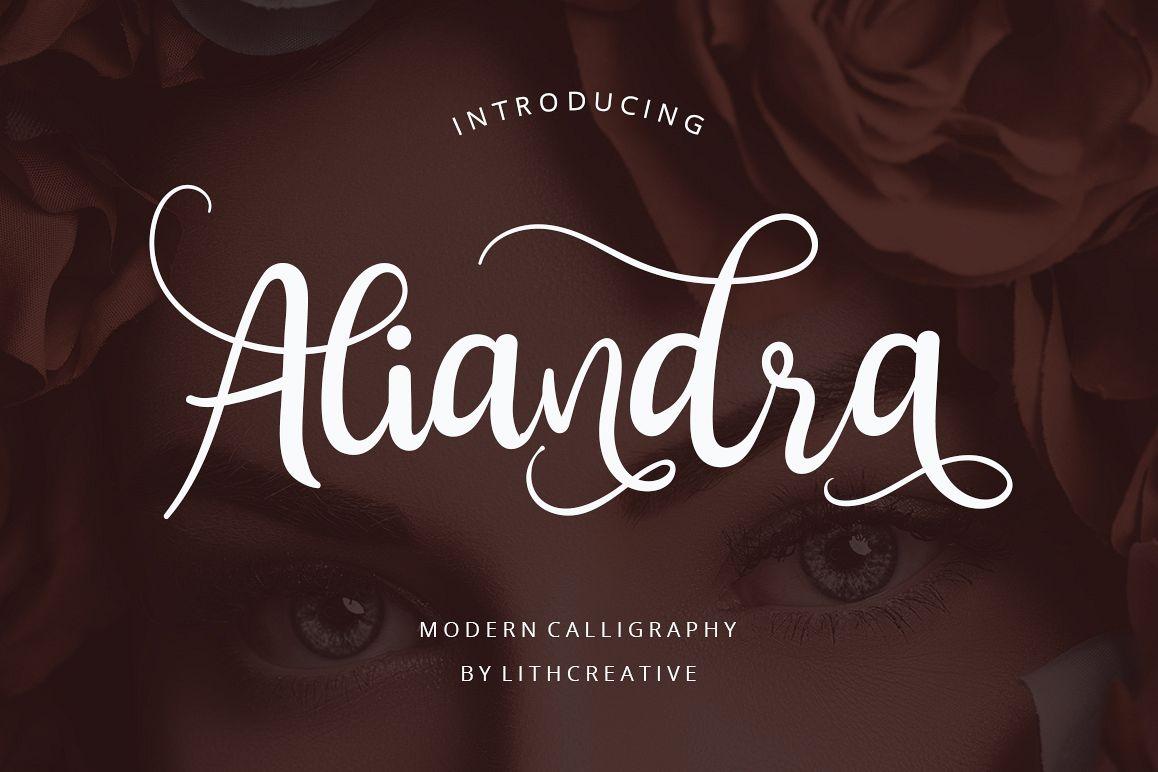 Aliandra example image 1