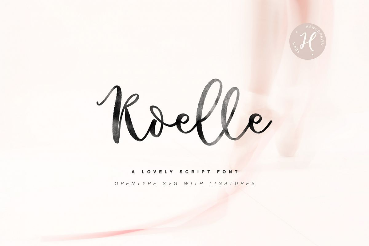 ROELLE SVG SCRIPT example image 1