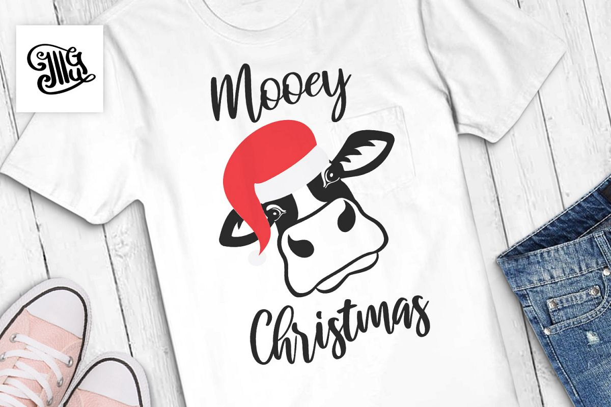 Mooey Christmas - kids example image 1
