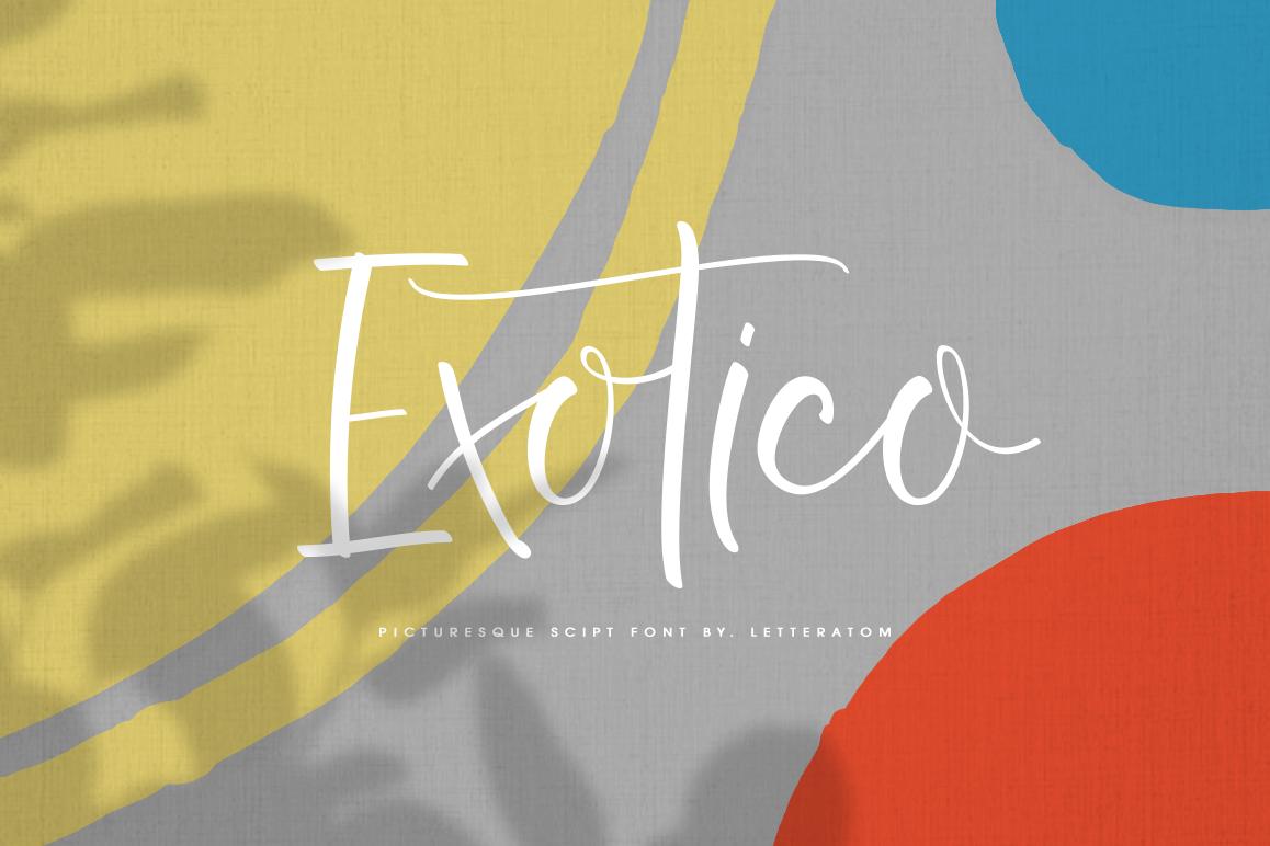 Exotico example image 1