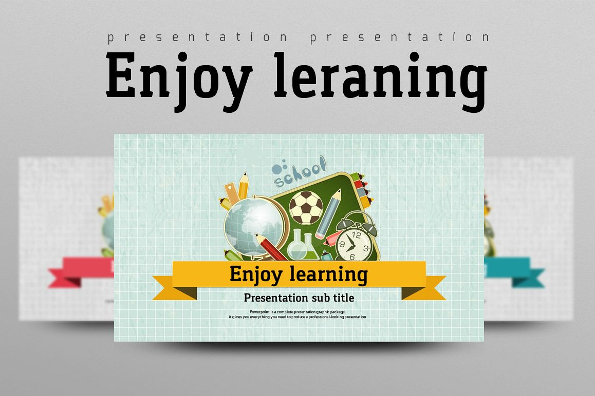 Learning PowerPoint example image 1