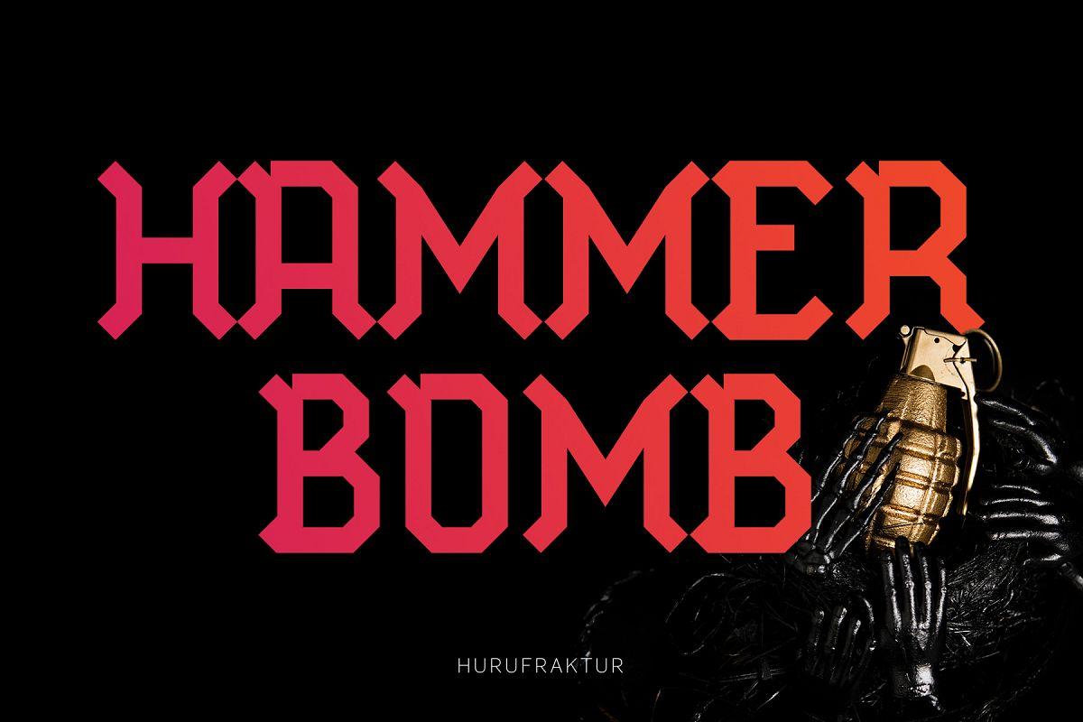Hammer Bomb example image 1