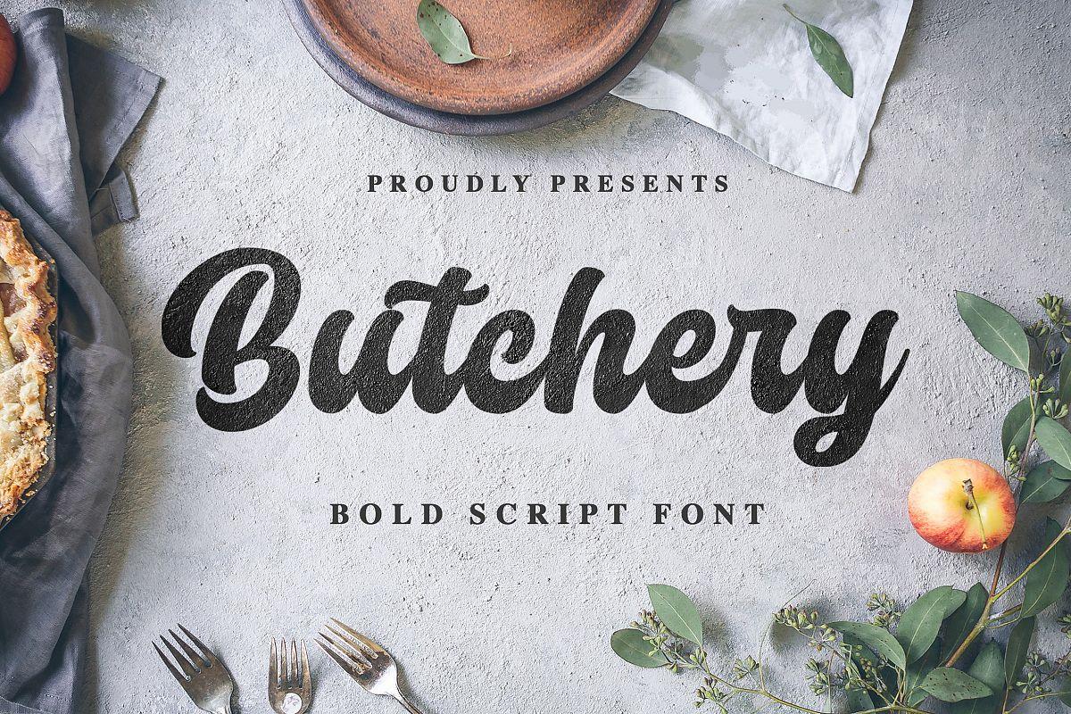 Butchery example image 1