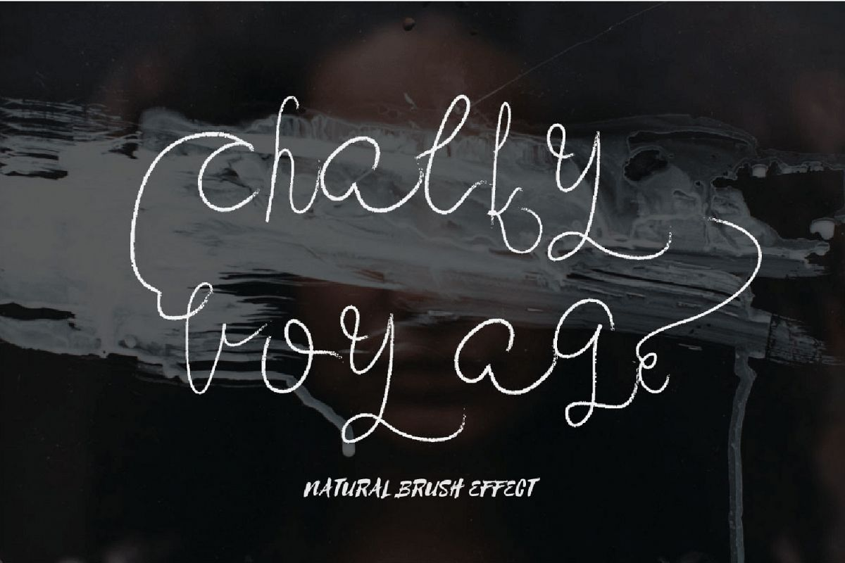 Chalky Voyage Script example image 1