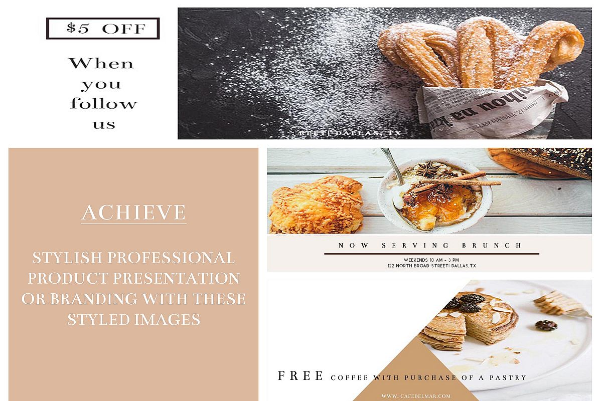 Facebook Ads/ Facebook Cover Templates/ Facebook Banners example image 1