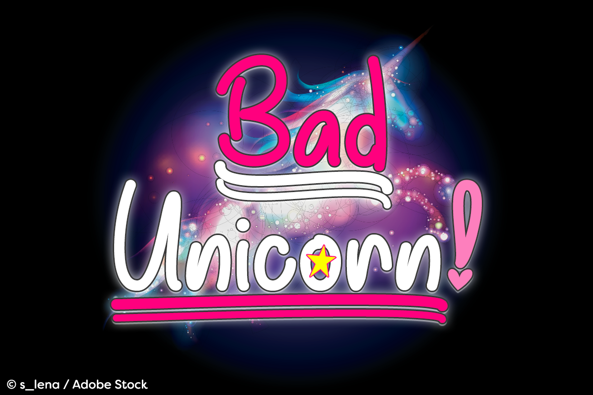 Bad Unicorn example image 1