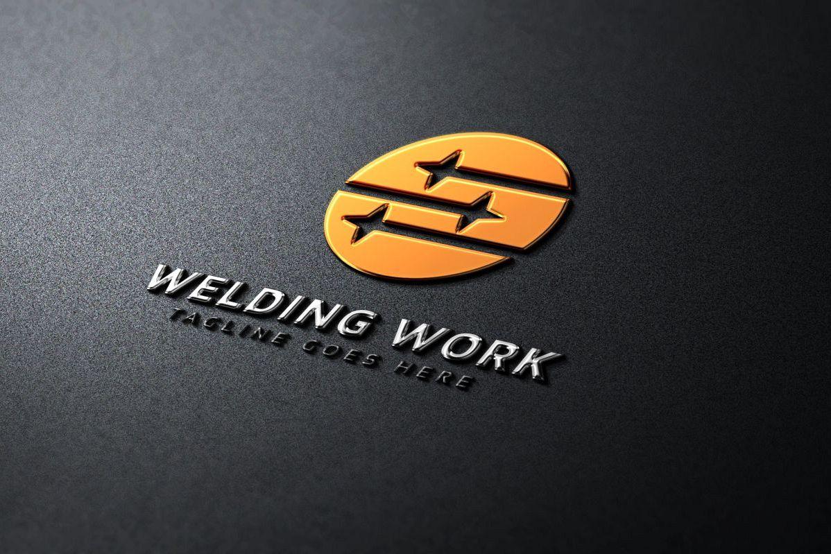 Welding Work Logo example image 1