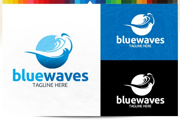 Blue Waves example image 1