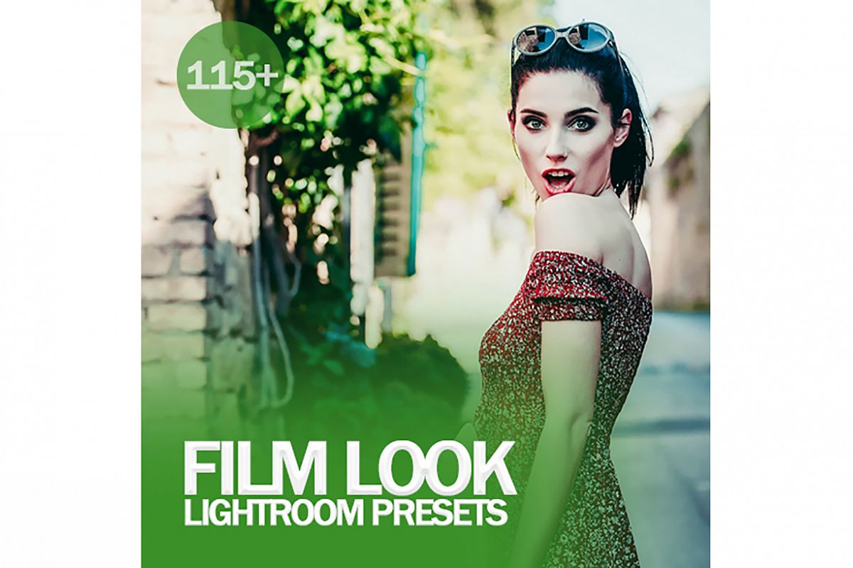 118 Film Look Lightroom Presets