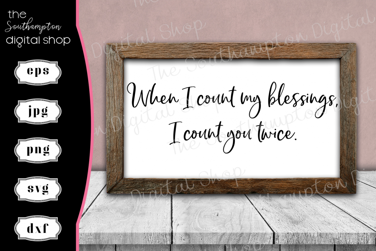 Beautiful Blessings Quote example image 1