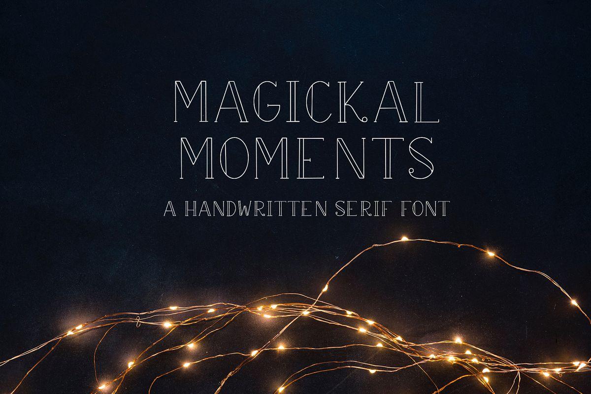 Magickal Moments example image 1