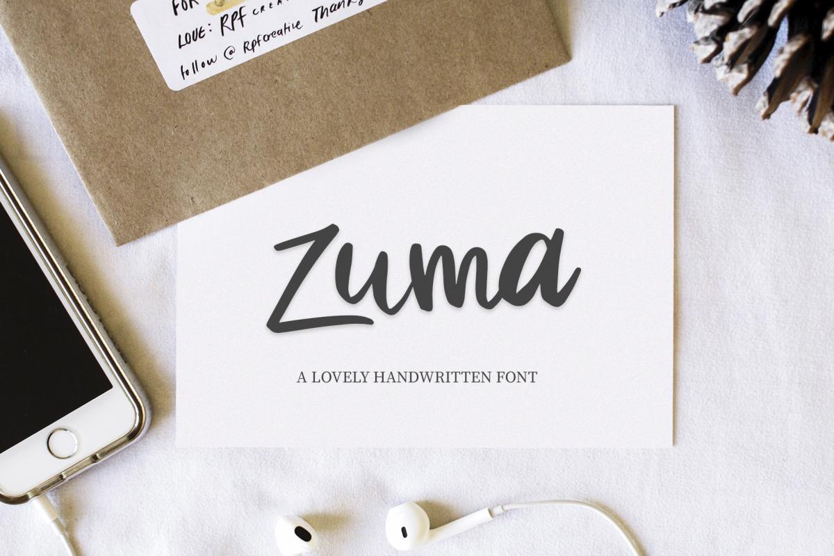 Zuma example image 1