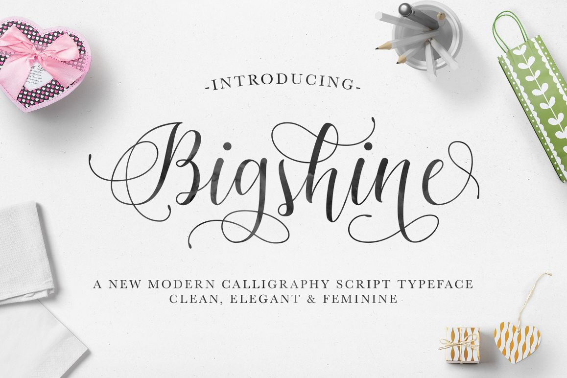 Bigshine Script example image 1