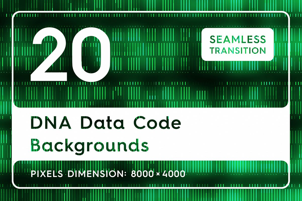 20 Dna Data Code Backgrounds example image 1