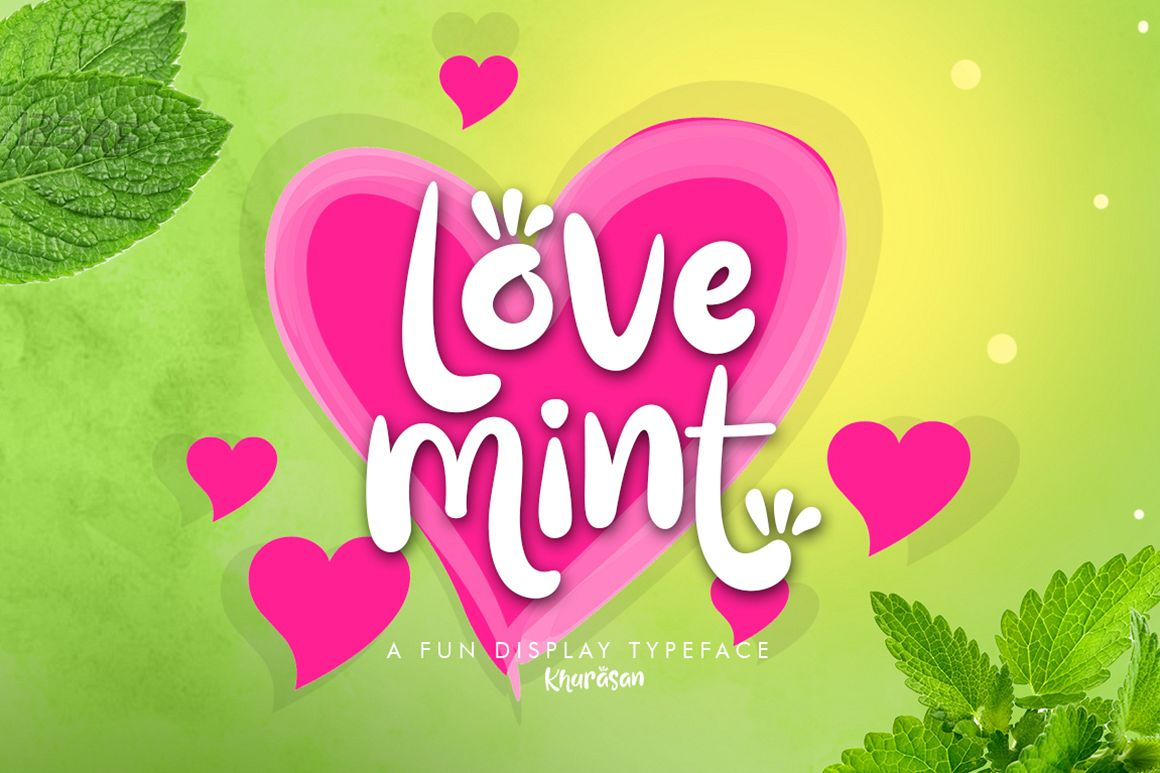 Love Mint example image 1