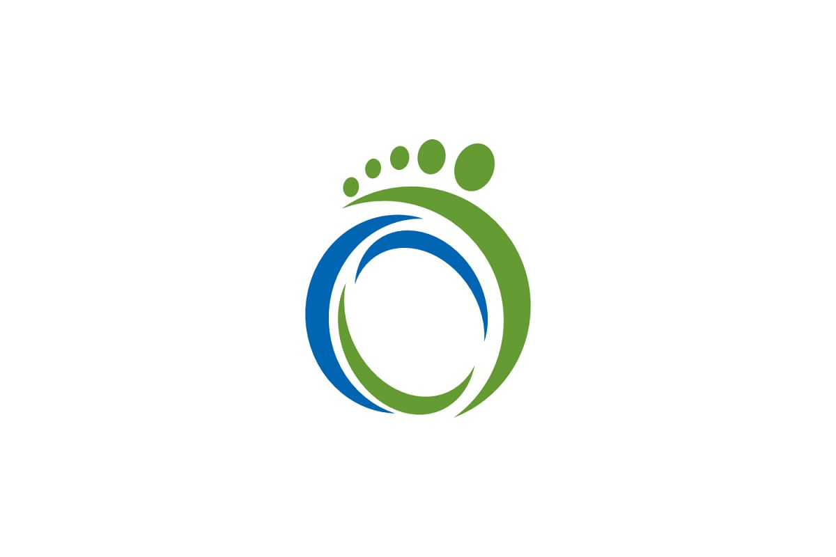 foot logo example image 1