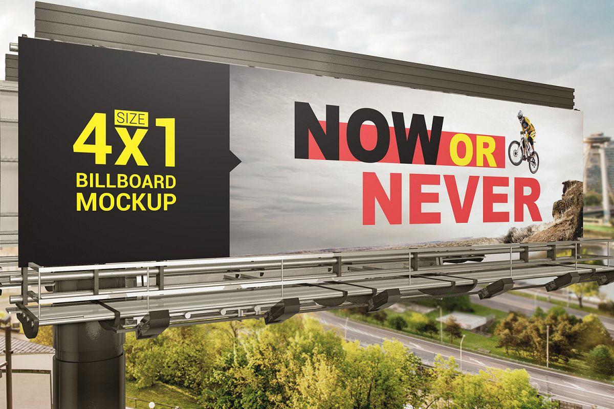 Billboard Mockups example image 1