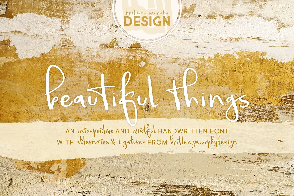 Beautiful Things example image 1