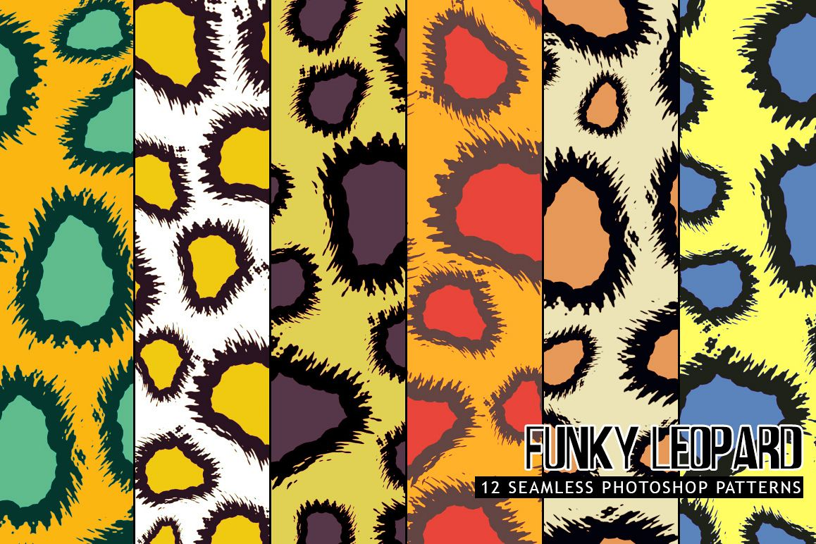Funky Leopard example image 1
