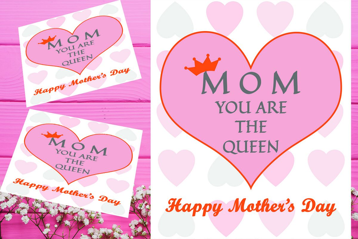 Lovely Mothers Day Greeting Card