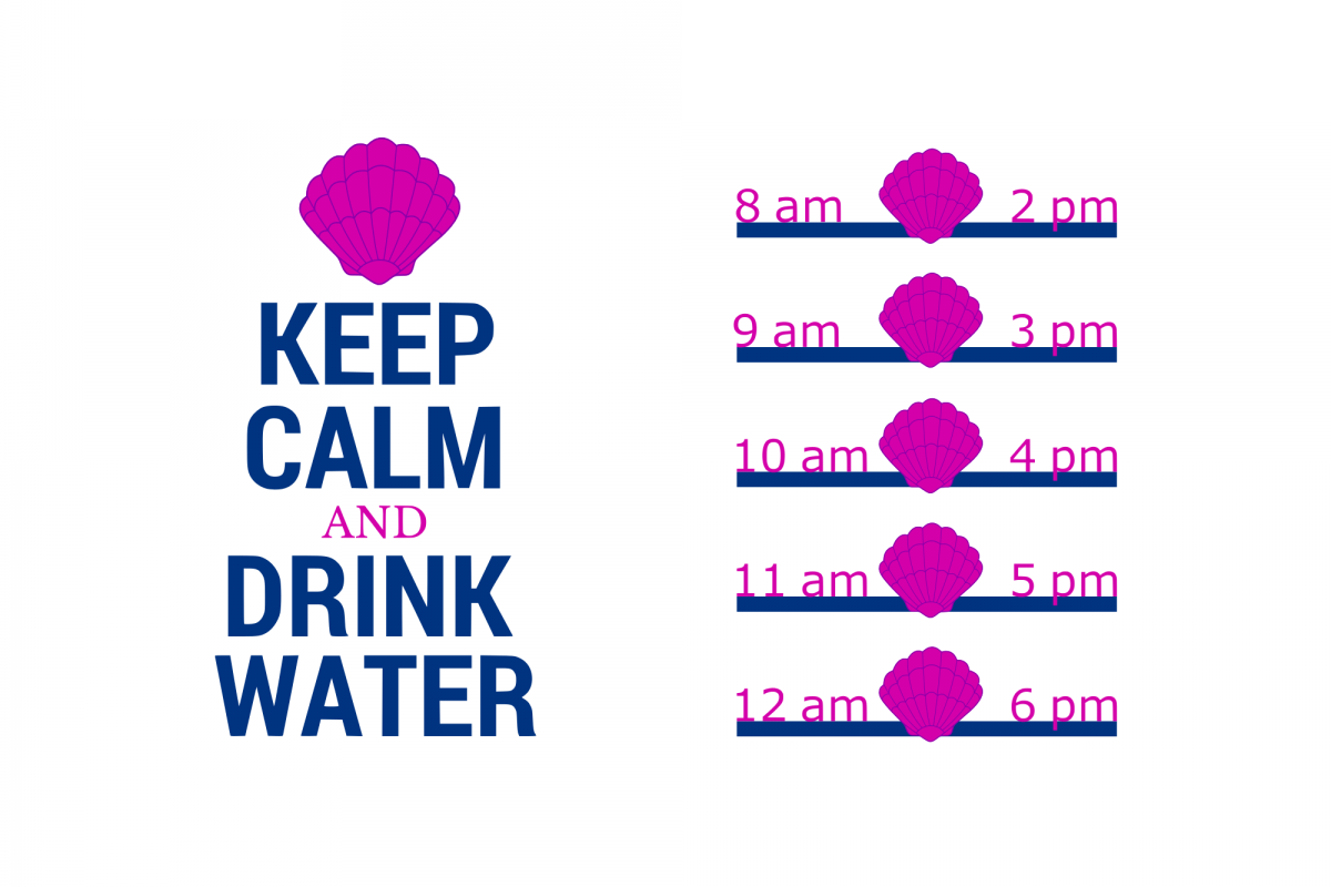 Water Tracker SVG example image 1