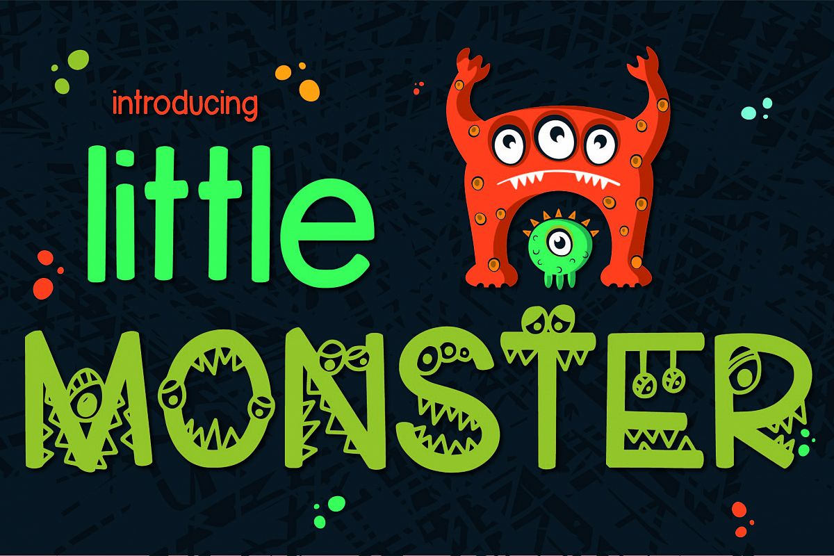 Little Monster example image 1
