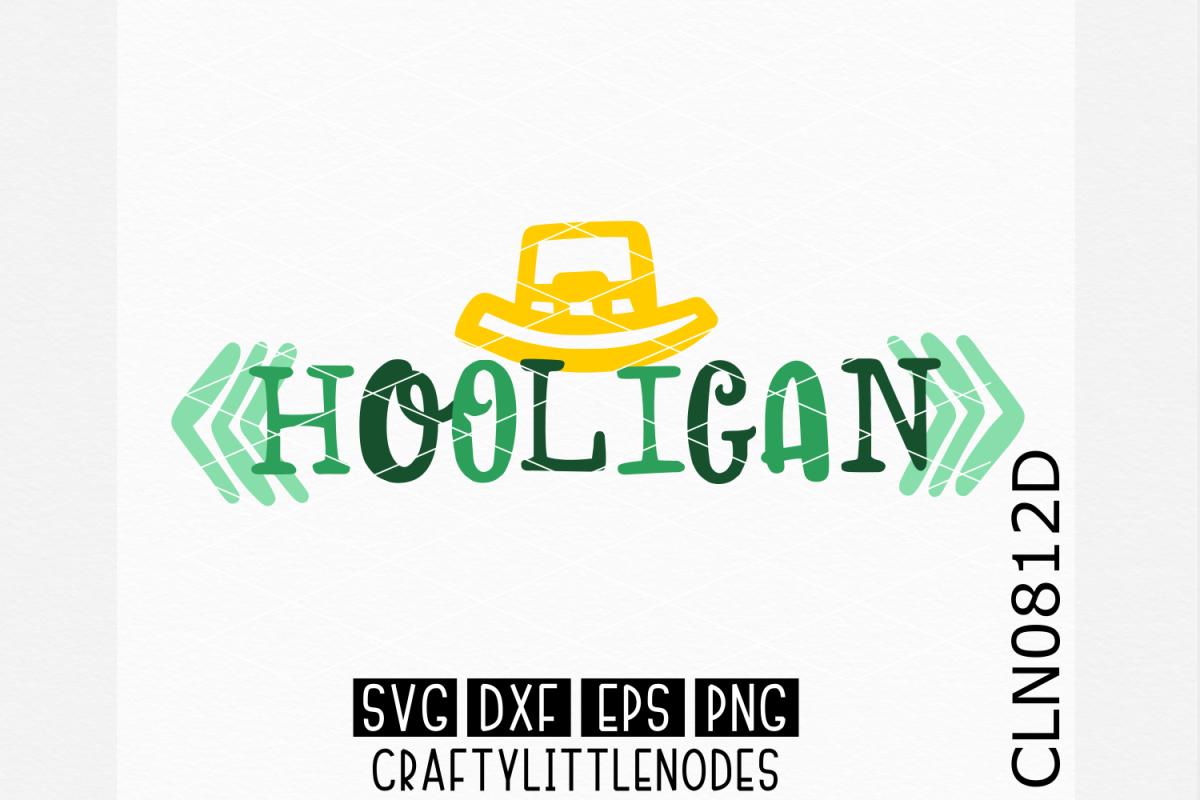 Hooligan SVG example image 1
