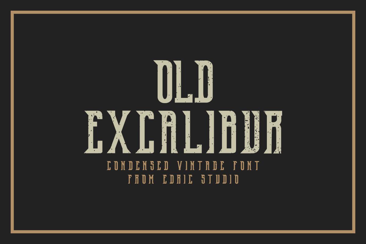 OldExcalibur example image 1