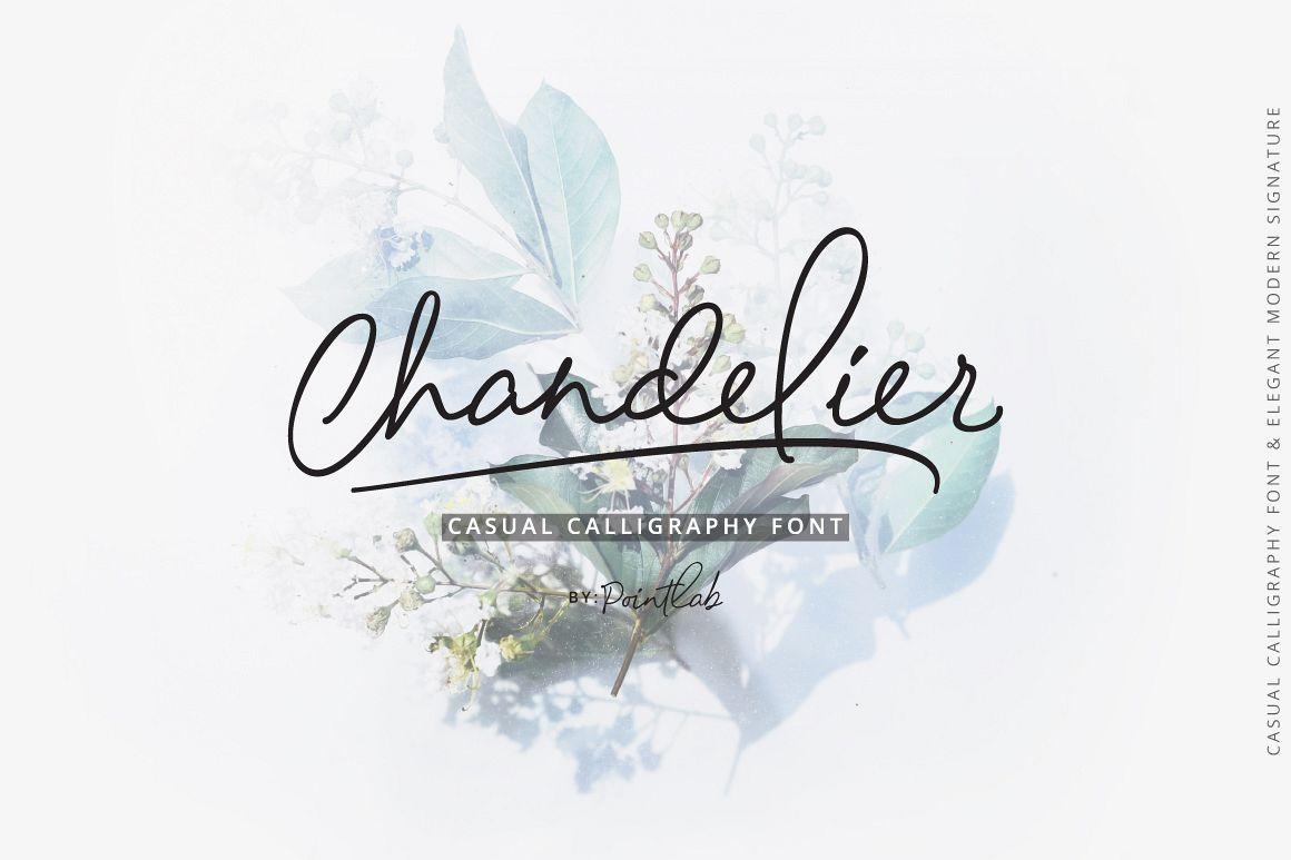 Chandelier Signature example image 1