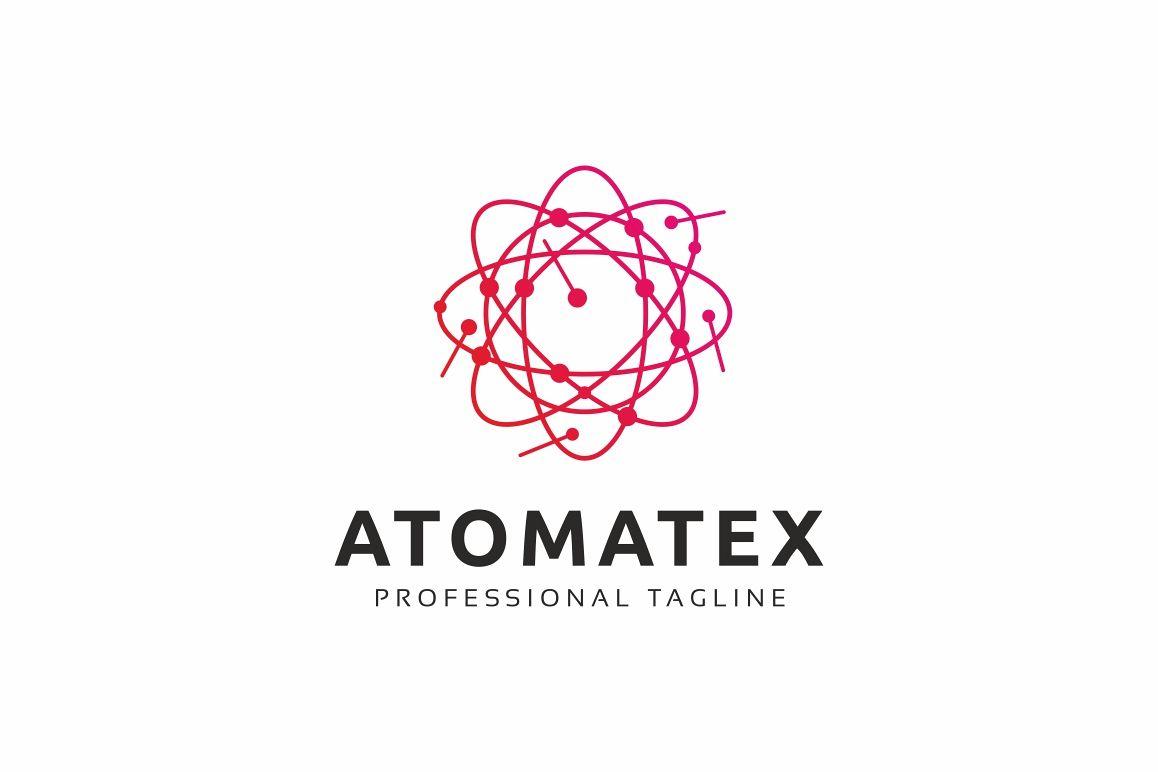 Atom Logo example image 1
